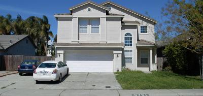Stockton Single Family Home For Sale: 3751 Zeally Lane