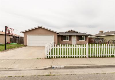 Livingston Single Family Home For Sale: 1556 Hammatt Avenue