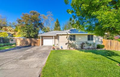 Fair Oaks Single Family Home For Sale: 4749 San Juan Avenue