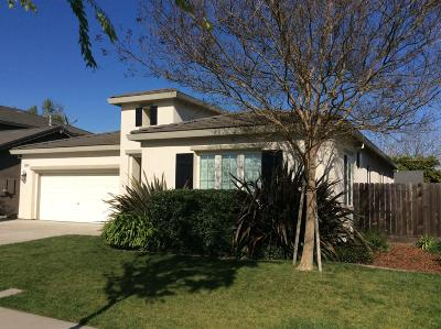 Escalon Single Family Home For Sale: 3378 Silverwood Street
