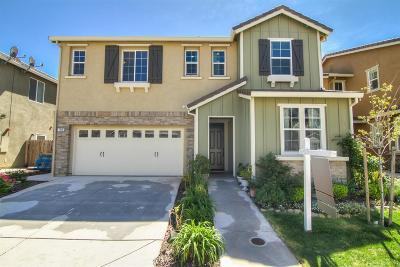 Rocklin Single Family Home For Sale: 1318 Larkspur Drive