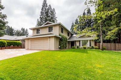 Folsom Single Family Home For Sale: 405 Crow Canyon Drive
