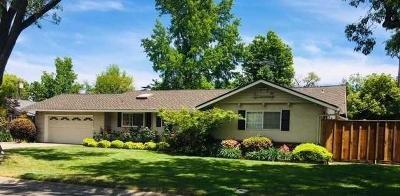 Sacramento Single Family Home For Sale: 1750 Rolling Hills Road