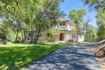 Placerville Single Family Home For Sale: 3710 Conestoga Lane