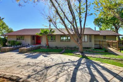 Sacramento Single Family Home For Sale: 2827 Garden Highway