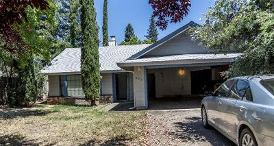Orangevale Single Family Home For Sale: 8313 Crossoak Way