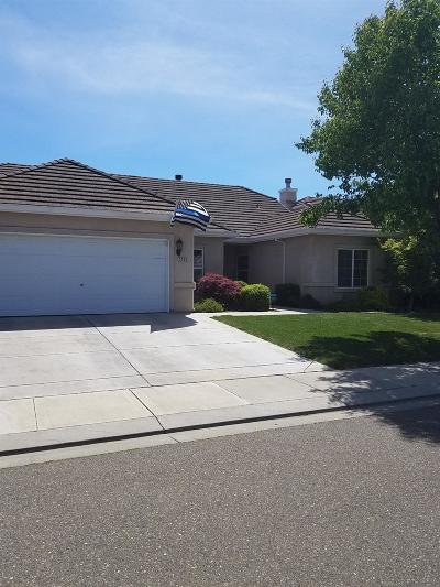 Modesto Single Family Home For Sale: 3708 Lauding Way