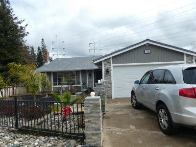 Citrus Heights Single Family Home For Sale: 7800 Claypool Way