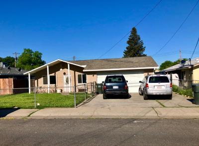 Rio Linda Single Family Home For Sale: 7233 10th Street