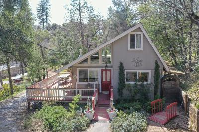 Tuolumne Single Family Home For Sale: 20638 Maranatha Road
