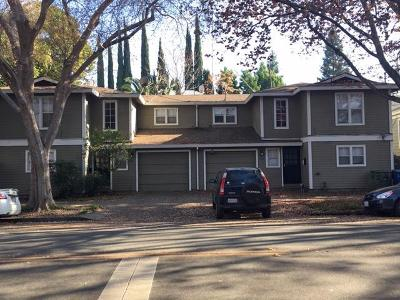 Sacramento Multi Family Home For Sale: 1701 13th #1703