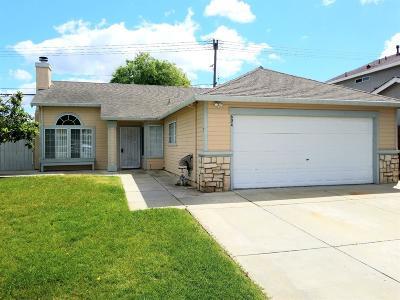 Modesto Single Family Home For Sale: 604 Fall River Drive