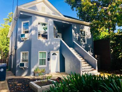 Sacramento Multi Family Home For Sale: 2108 19th Street