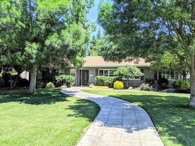 Merced Single Family Home For Sale: 2850 Rambler Lane
