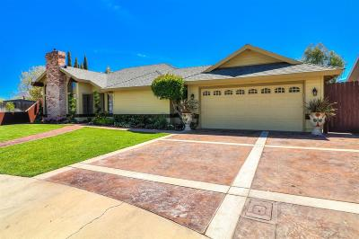 Gustine Single Family Home For Sale: 750 Hartley Court