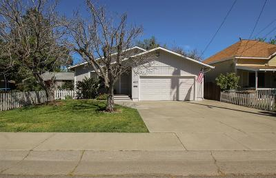Yolo County Single Family Home For Sale: 427 Russell