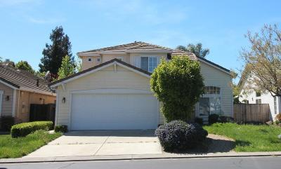Stockton Single Family Home For Sale: 3171 Autumn Chase Circle