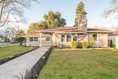 Sacramento Single Family Home Pending Sale: 2401 9th Avenue