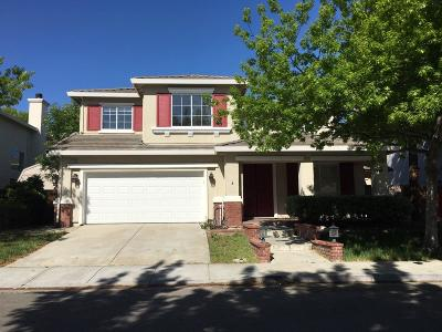 Tracy Single Family Home For Sale: 1263 Annamarie Way