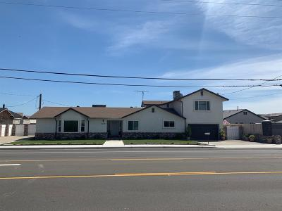 Manteca Single Family Home For Sale: 2438 South Main Street