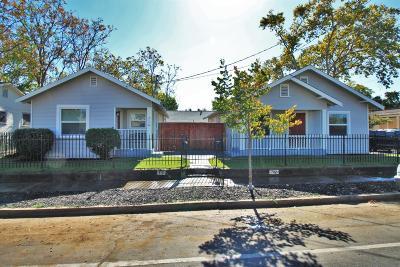 Sacramento Single Family Home For Sale: 702 Dixieanne Avenue #716