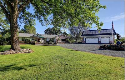 Yuba County Single Family Home For Sale: 8479 Hammonton Smartsville Road