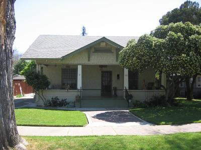 Modesto Single Family Home For Sale: 212 Poplar Avenue
