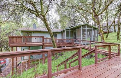 Nevada County Single Family Home For Sale: 17867 Minnow Way
