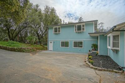Placer County Single Family Home For Sale: 3475 Christian Valley Road