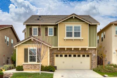 Rocklin Single Family Home For Sale: 1331 Larkspur Drive