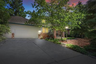 Rancho Murieta Single Family Home For Sale: 14724 Guadalupe Drive