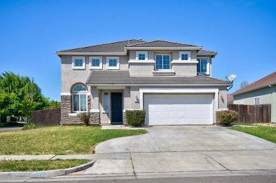 Patterson Single Family Home For Sale: 607 Snow Creek Lane