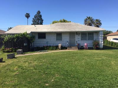 Sacramento Single Family Home For Sale: 2625 Edison Avenue