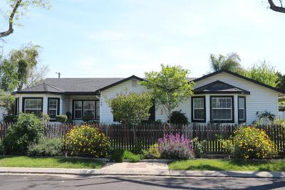 Modesto Single Family Home For Sale: 708 Dawn