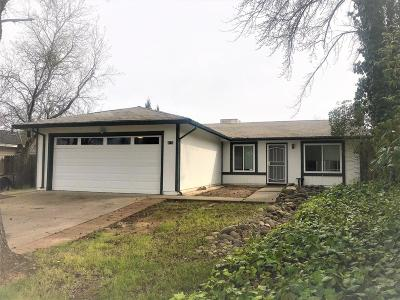 Citrus Heights Single Family Home For Sale: 8172 Lin Oak Way