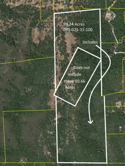El Dorado Residential Lots & Land For Sale: 99 Little Canyon
