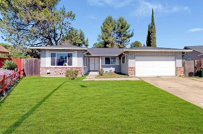 Stockton Single Family Home For Sale: 2121 Cody Court