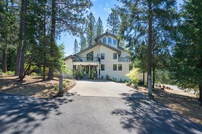 El Dorado County Single Family Home For Sale: 8801 Grizzly Flat Road