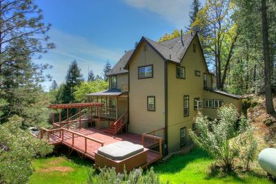Placer County Single Family Home For Sale: 50 Tall Pines Court