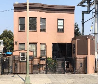 Multi Family Home For Sale: 8724 International Boulevard