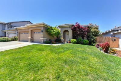 Roseville CA Single Family Home For Sale: $579,000