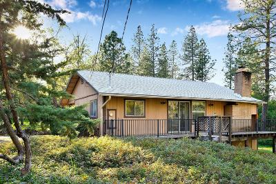 Nevada County Single Family Home For Sale: 11584 Pleasant Valley Road