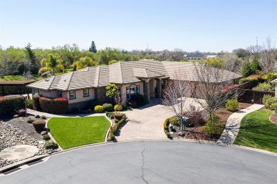 Roseville Single Family Home For Sale: 8720 Westchester Place