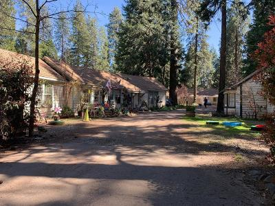 Pollock Pines Multi Family Home For Sale: 6064 Pony Express Trail