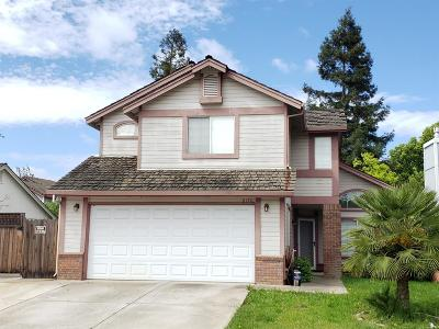 Elk Grove Single Family Home For Sale: 8174 Caribou Peak Way
