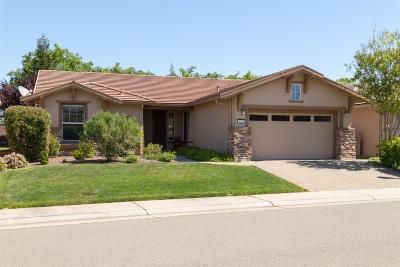 Sun City Lincoln Hills Single Family Home For Sale: 980 Wagon Wheel Lane