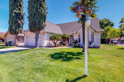 Modesto CA Single Family Home For Sale: $435,000