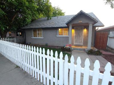 Galt CA Single Family Home For Sale: $292,000