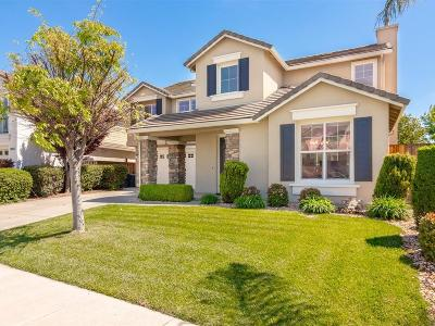 Tracy CA Single Family Home For Sale: $625,000