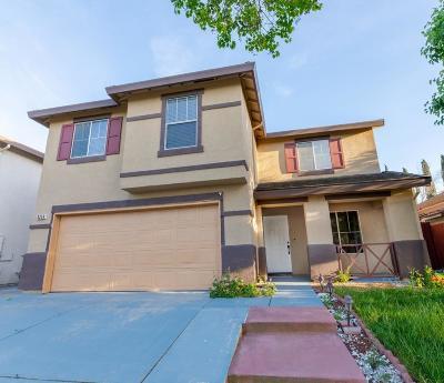 West Sacramento Single Family Home For Sale: 3259 Santa Cruz Road